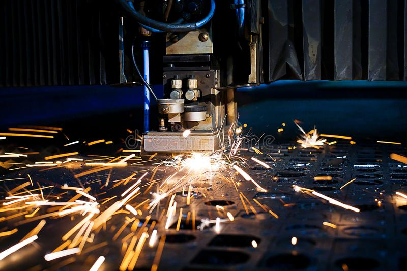 Download Laser close-up stock image. Image of energy, machine - 18512613
