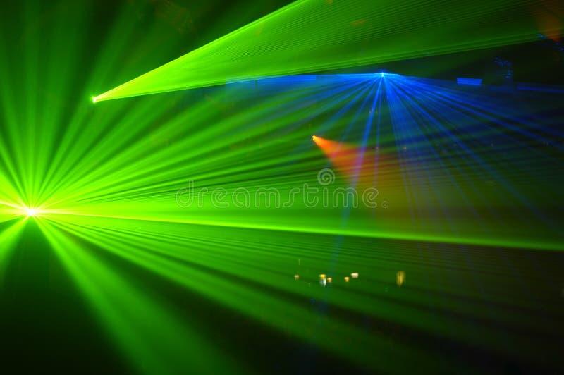 laser-deltagare royaltyfria foton