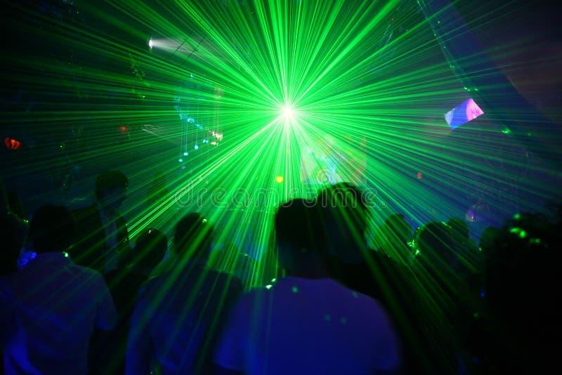 Laser Disco Stock Photography