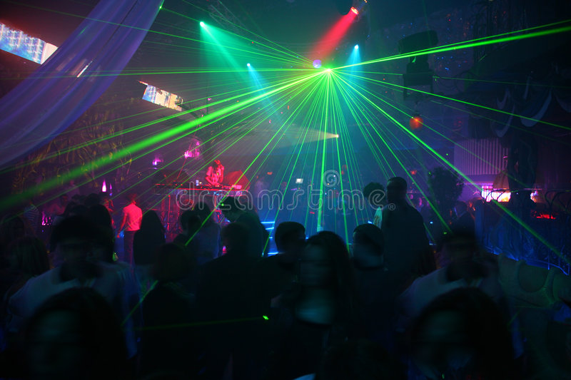 Download Laser disco stock photo. Image of color, illuminated, audio - 2351650