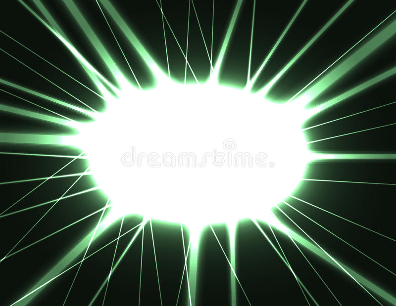 Download Laser flash stock vector. Image of imagination, generated - 26820485