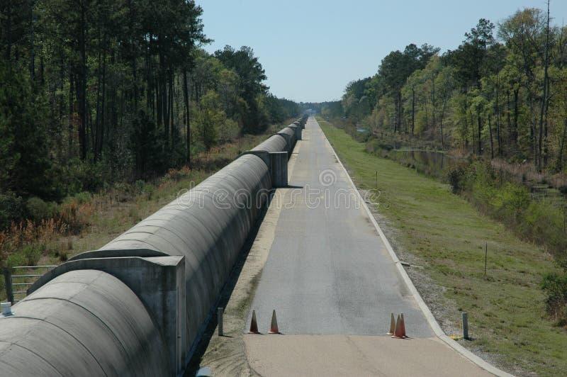 The Laser Interferometer Gravitational-Wave Observatory LIGO. Livingston, Louisiana, USA - 2019: The Laser Interferometer Gravitational-Wave Observatory LIGO, a royalty free stock photography