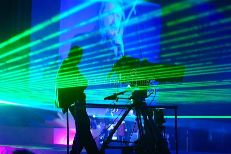 Download Laser show stock photo. Image of laser, drugs, lights - 2630924