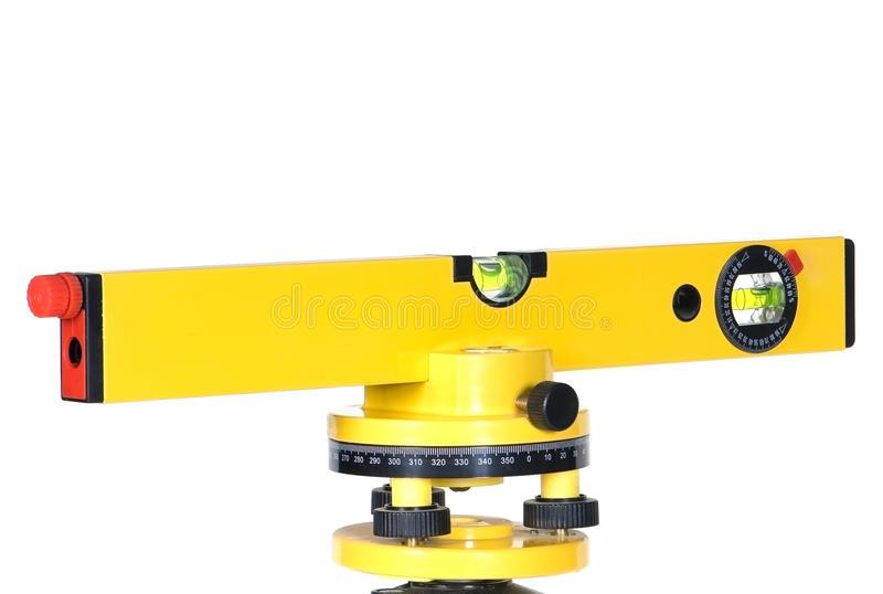 Laser-Stufe lizenzfreies stockfoto