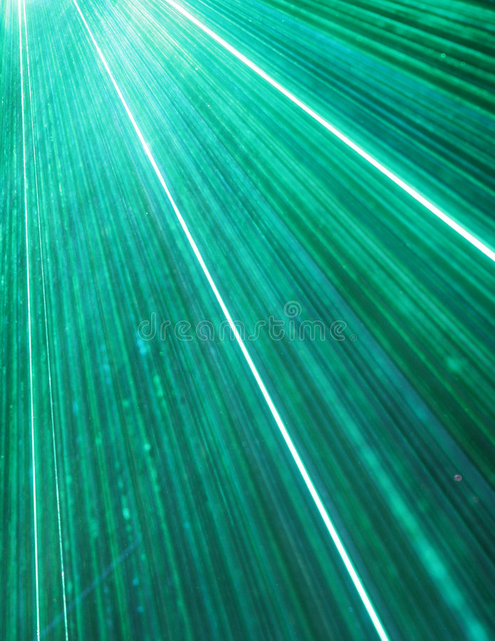 laser tłum fotografia stock