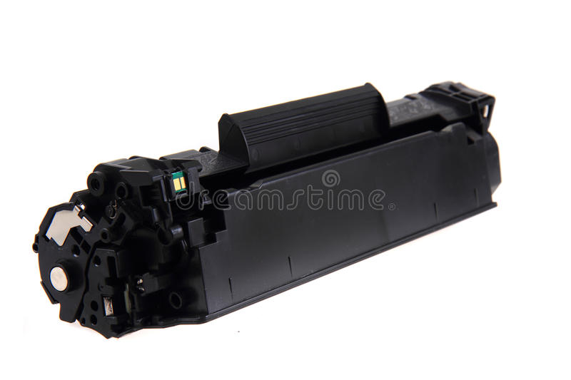 Laser toner cartridge royalty free stock photography