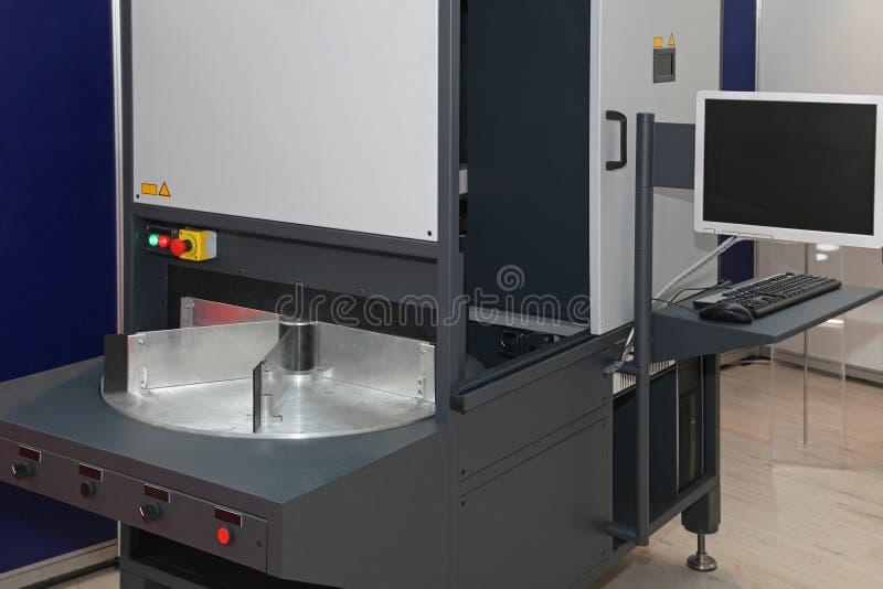 Laser-Trimmsystem stockfotos