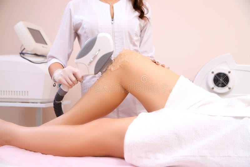 Laserowa epilacja i kosmetologia zdjęcie royalty free