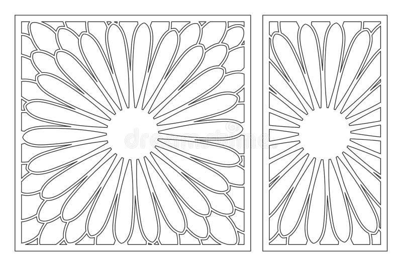 LaserSet 2077 2 illustration stock