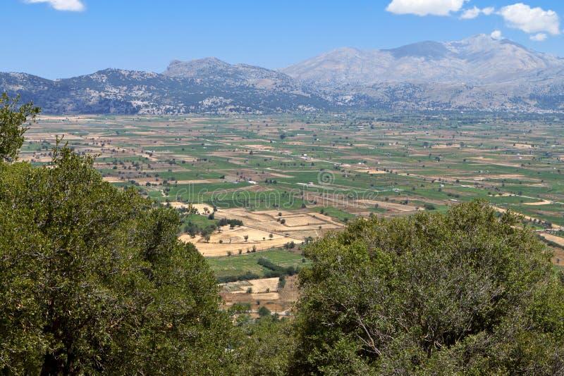 Download Lasithi Plateau At Crete Island Royalty Free Stock Photography - Image: 27840387