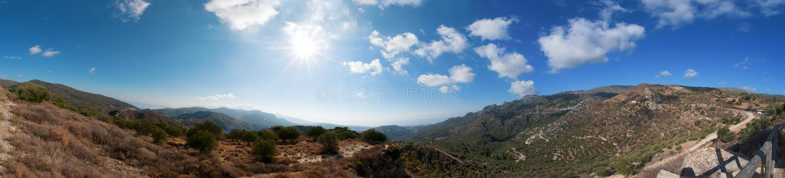 Download Lasithi Plateau stock photo. Image of land, green, summer - 39431696