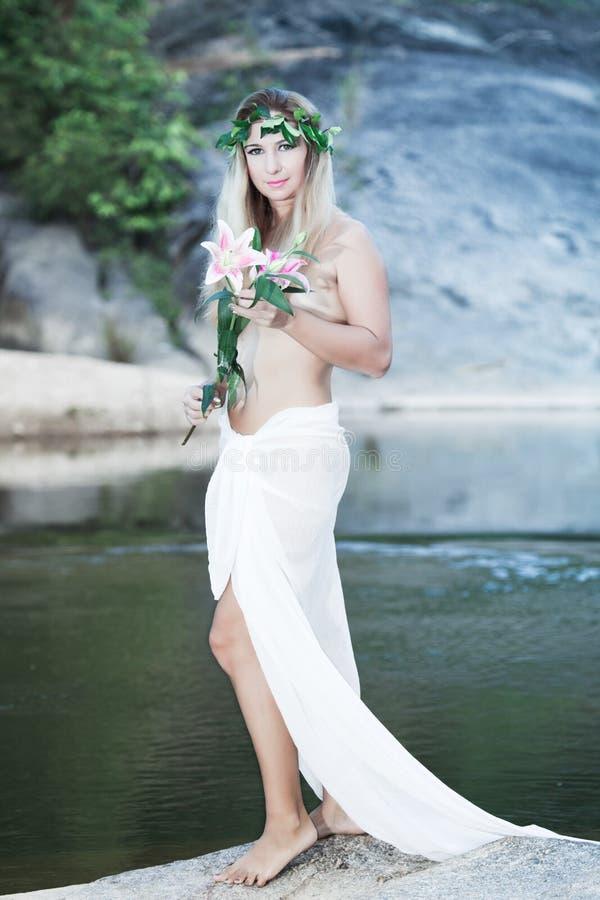 lasowa boginka obrazy stock