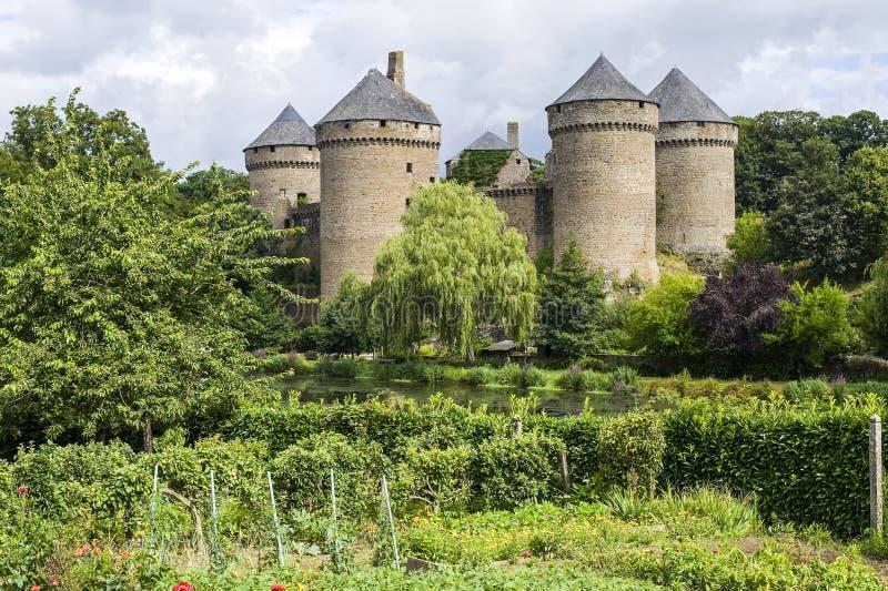 Lassay-les-Chateaux photos libres de droits