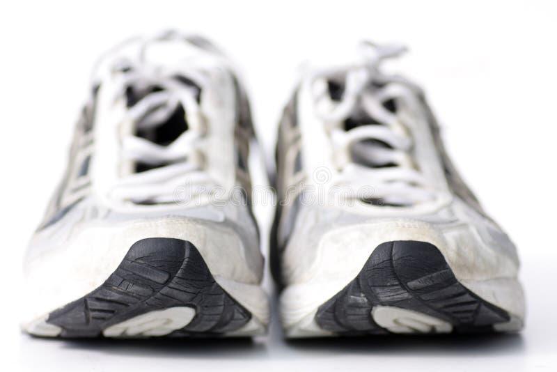 Lassen Sie Läuferlack-läufer laufen lizenzfreies stockfoto
