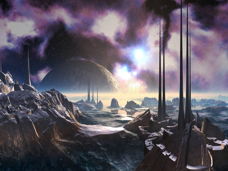 Last Bastion at Edge of the World