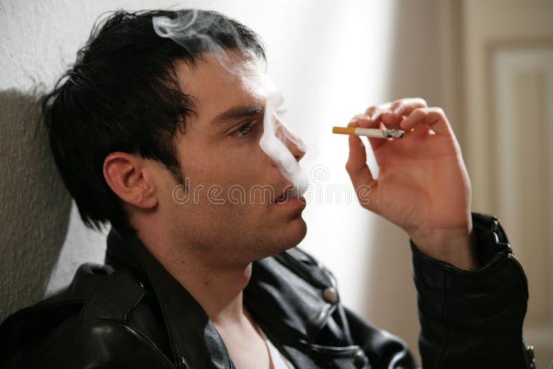 Download Last cigarette stock photo. Image of cool, depressed, destruction - 1330668