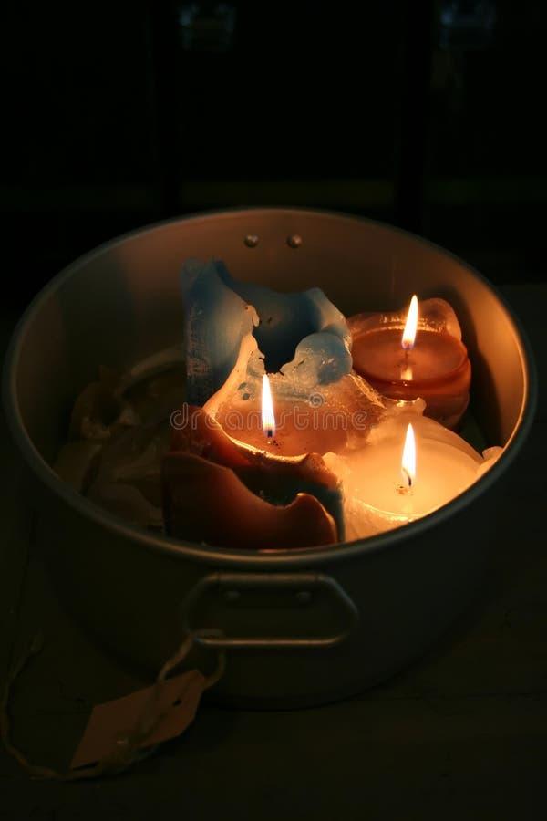 Last Evening Light Royalty Free Stock Photography