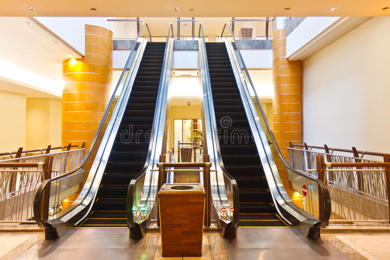 Last Exit from the hell of Shopping royalty free stock image