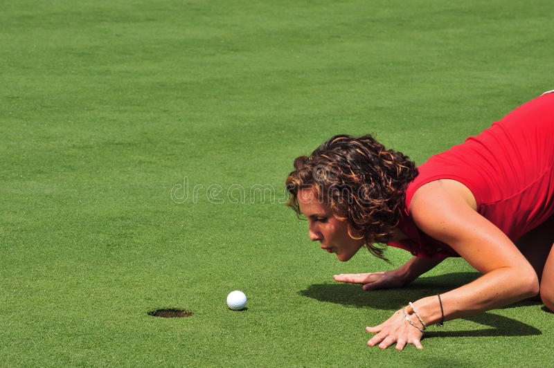 Download The Last Inch stock photo. Image of ball, game, female - 25990368