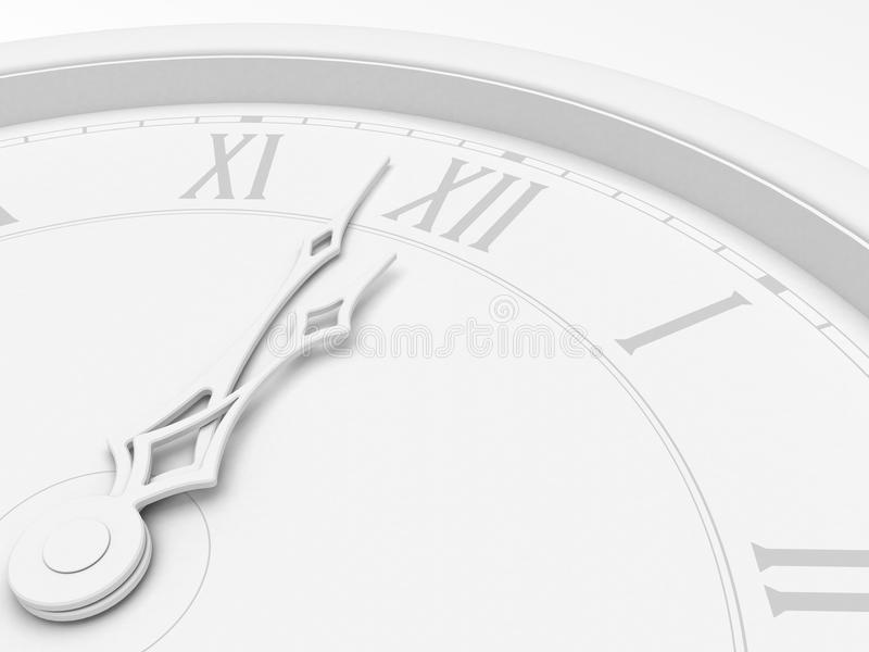 Last Minutes royalty free stock photography
