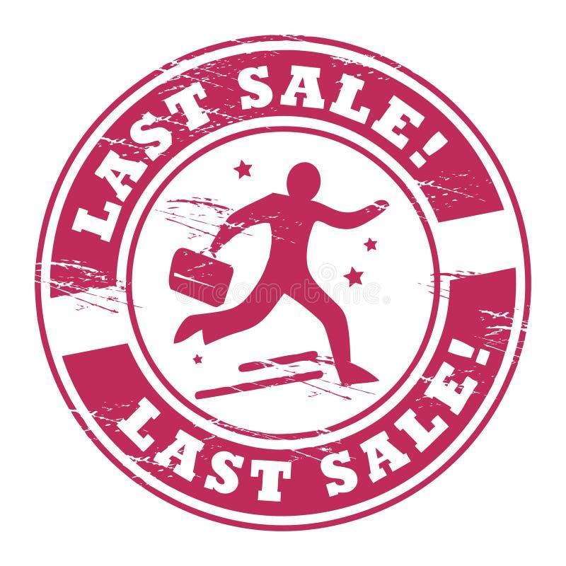 Last Sale Stock Images