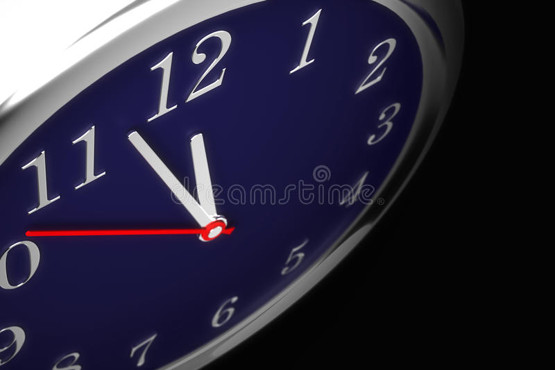 Last Time stock image