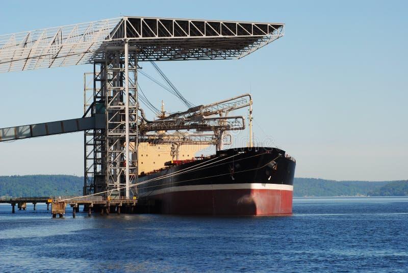 Download Lastfartyg fotografering för bildbyråer. Bild av utländskt - 19785337