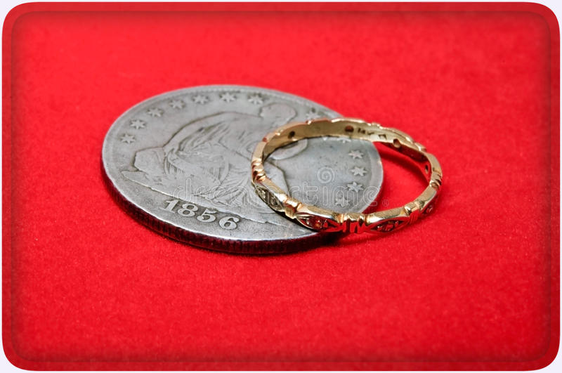 Download Lasting Love Concept stock image. Image of coin, ladies - 13483105