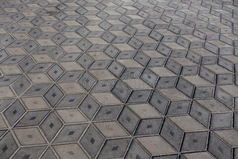 Download Lastre Della Forma Rombica Per Fondo Fotografia Stock - Immagine di telaio, concreto: 117978172
