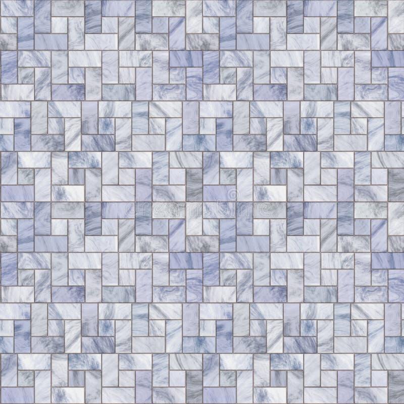 Lastricatori o mattonelle di marmo royalty illustrazione gratis