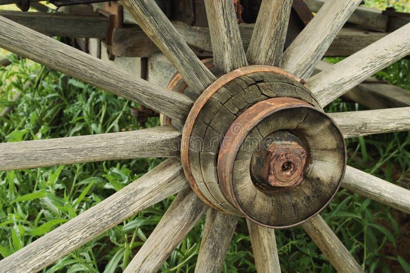 Lastwagenrad stockfoto