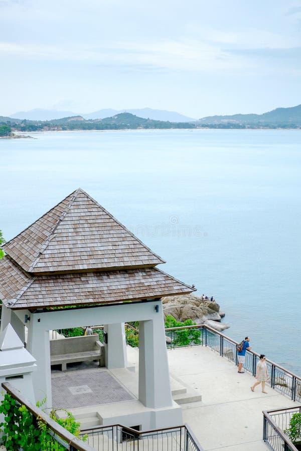 Lat Ko Viewpoint at Samui island, Thailand royalty free stock photo