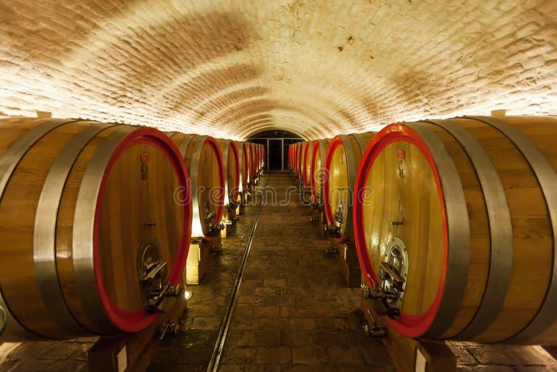 500 lat wina loch w knezevi Vinogradi, Chorwacja zdjęcia royalty free