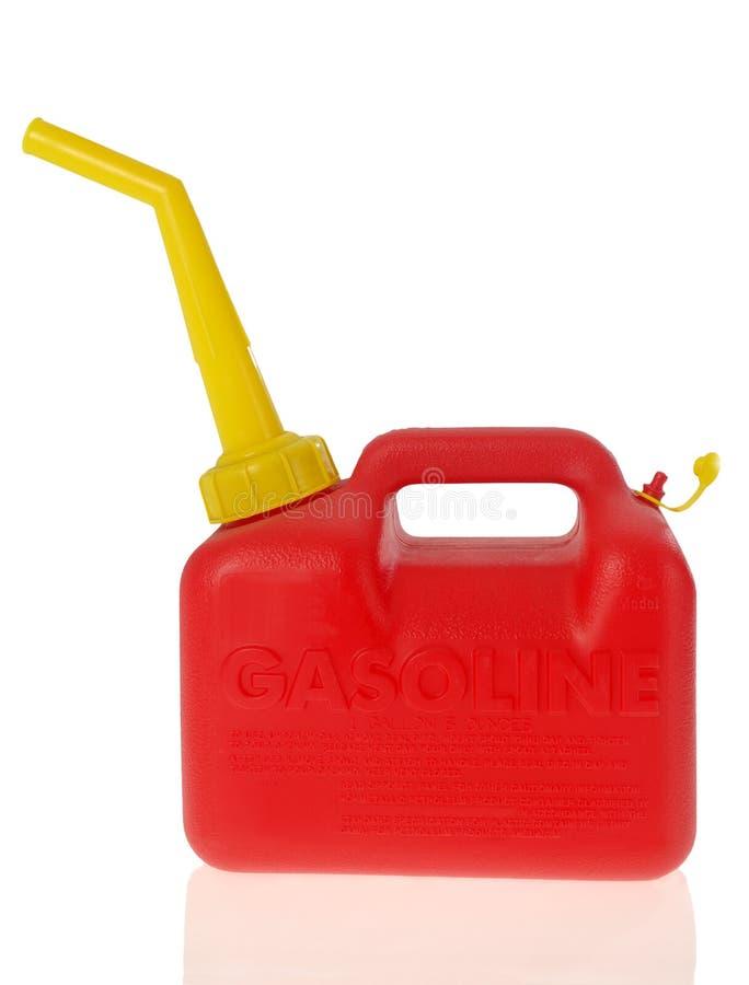 Lata da gasolina fotografia de stock royalty free