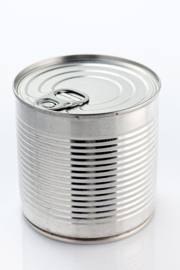 Lata do alimento imagens de stock royalty free
