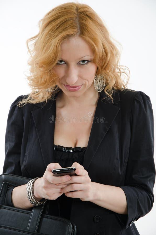 lata dwudzieste atrakcyjna kobieta obraz stock