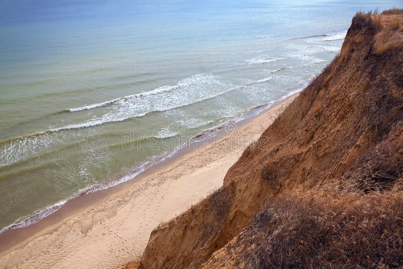Lata littoral zdjęcia stock