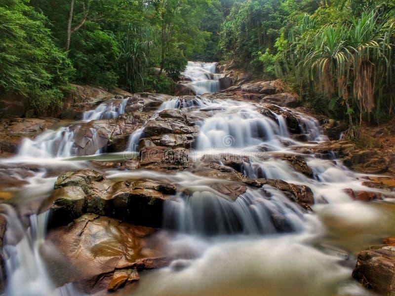Lata Mengkuang, Sik, Kedah stock fotografie