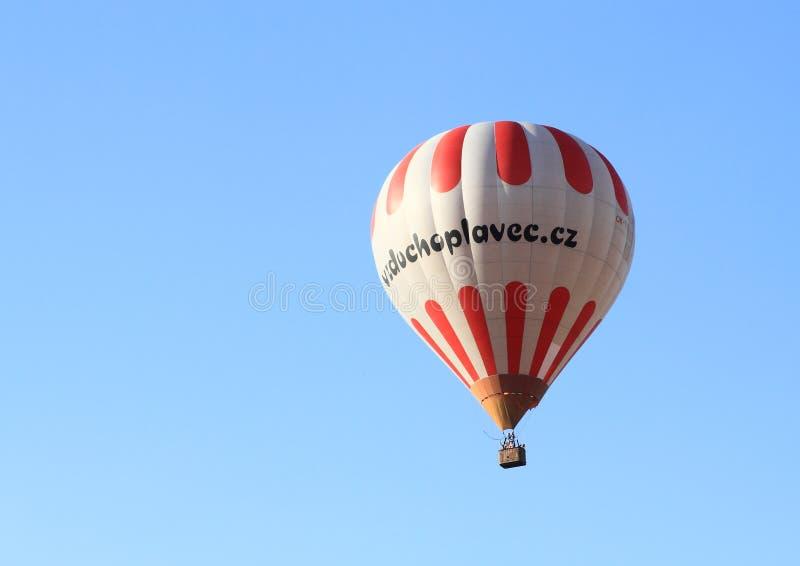 Latający balon zdjęcie stock