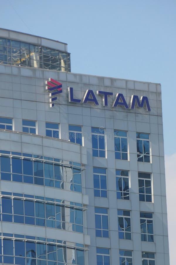 LATAM-Hoofdkwartier royalty-vrije stock foto's
