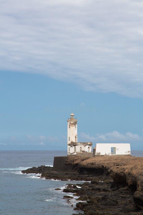 Latarni morskiej Maria Pia zdjęcia stock