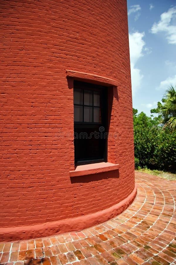 latarni morskiej okno obrazy stock