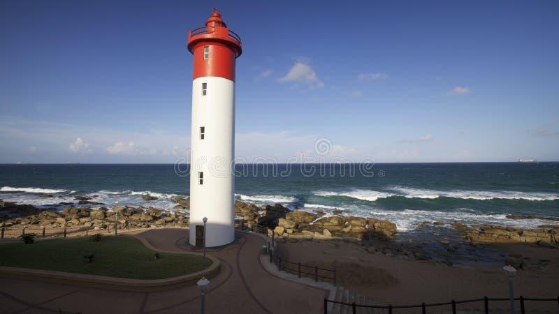 latarni morskiej umhlanga fotografia stock
