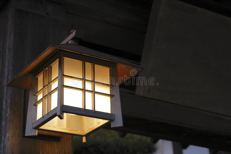 latarnia japoński obrazy royalty free