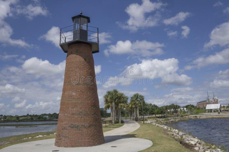 Latarnia morska Kissimmee Floryda obrazy stock