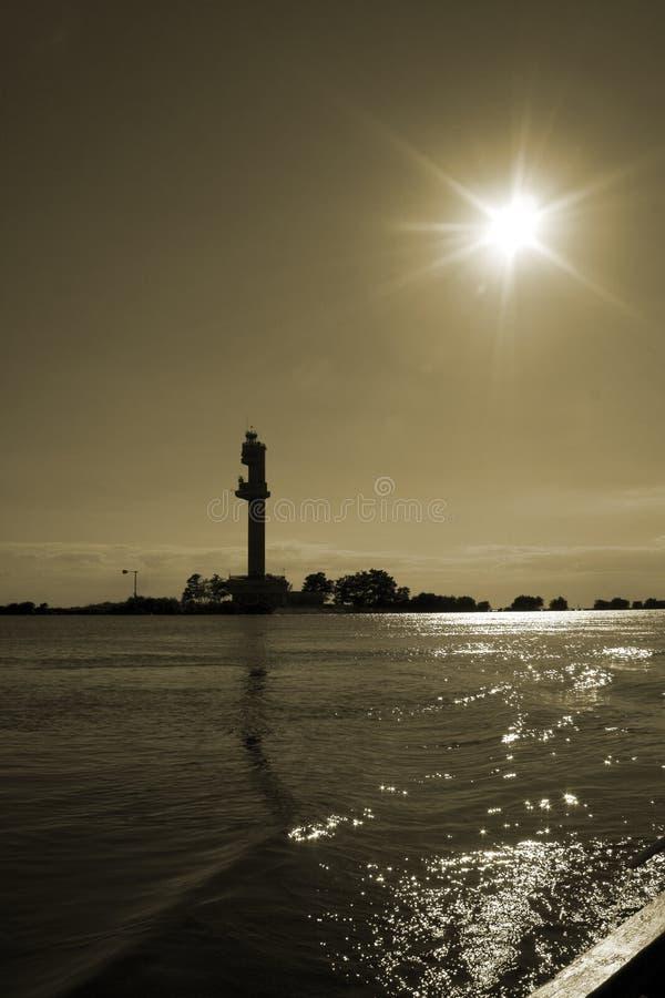 latarnia morska nowej zdjęcie royalty free