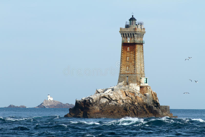 latarnia morska ocean zdjęcia royalty free