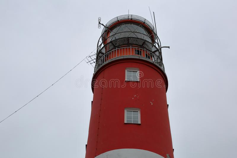 Latarnia morska Pillau, Baltiysk, Rosja obrazy stock