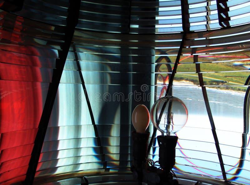 latarnia morska serca zdjęcie stock