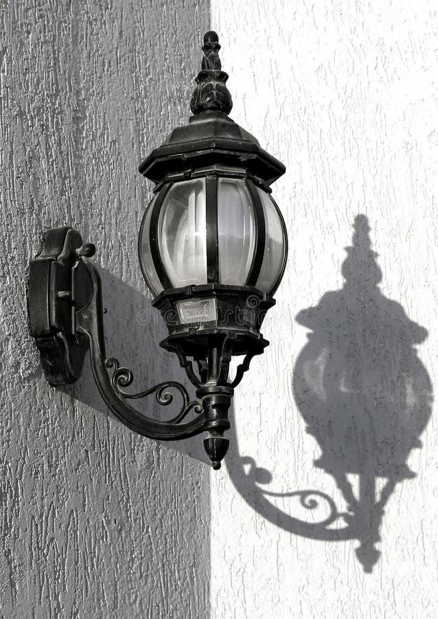 latarniowa street zdjęcia stock